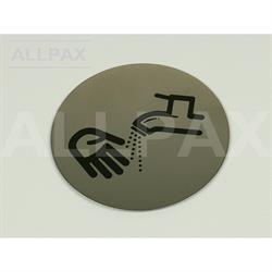 Piktogramm Hände waschen