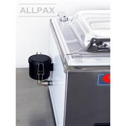externer Filter für Kammermaschine