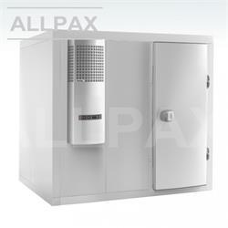 NordCap Kühlzelle 260 x 170cm 7,02m³ mit Kühlmaschine