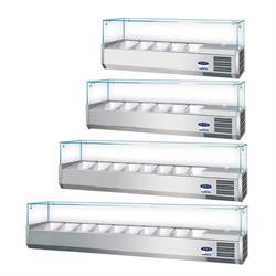 Kühlaufsatz - für GN 1/4 Behälter