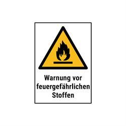 Magnet Warnschilder