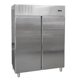 Premium Gefrierschrank Gastro 1390 Liter GN 2/1, 2 Türen
