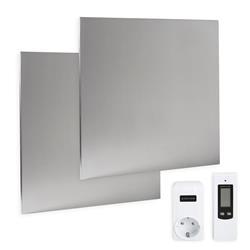 Komplettset  Infrarotheizung 700 Watt, inkl. Thermostat