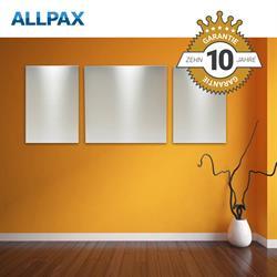 Komplettset Infrarotheizung 1030 Watt, inkl. Thermostat