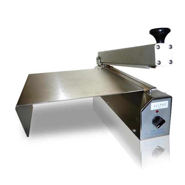 Tischschweißgerät mit Messer, Edelstahl-Ausführung