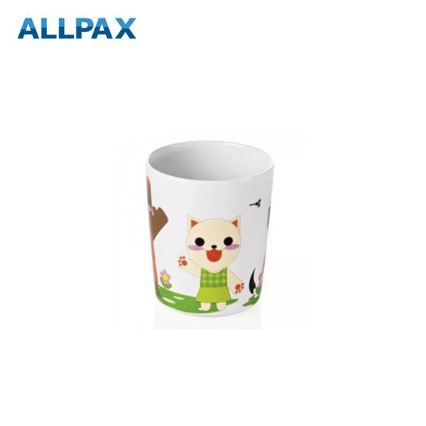 Melamin - Kinderbecher Bär, Hund, Katze, Frosch