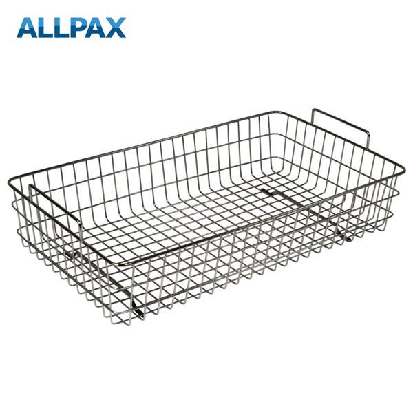 Einsatzkorb für Allpax-Ultraschallreiniger, 22 Liter