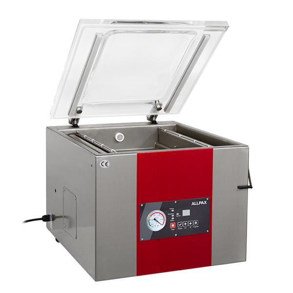 Vakuumiergerät KV 415 - 2 Schweißbalken