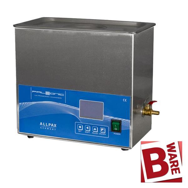B-Ware PALSSONIC Ultraschallreinigungsgerät 6 Liter, Mehrfrequenzgerät 25/45 kHz