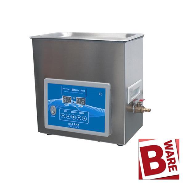 B-Ware PALSSONIC Ultraschallreinigungsgerät 5 Liter, Edelstahl-Gehäuse