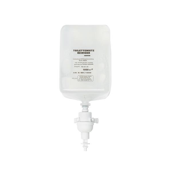 Toiletten Desinfektionsmittel für Spender 1000 ml