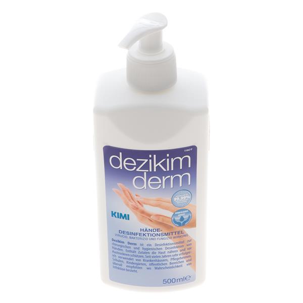 Desinfektionsmittel Pumpflasche 500 ml