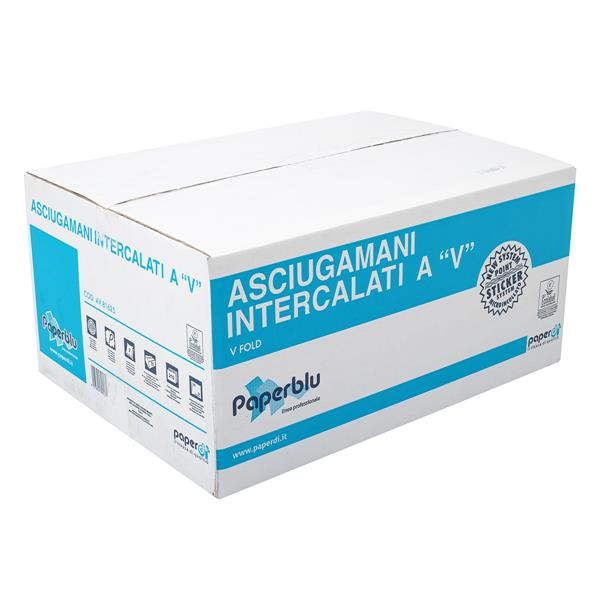 Papierhandtücher 2 lagig, Ecolabel