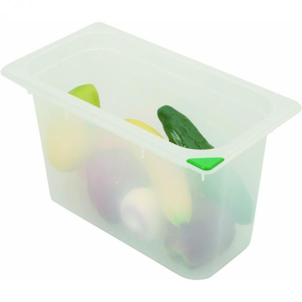 Polypropylen Gastronormbehälter, GN 1/1 - 1/9