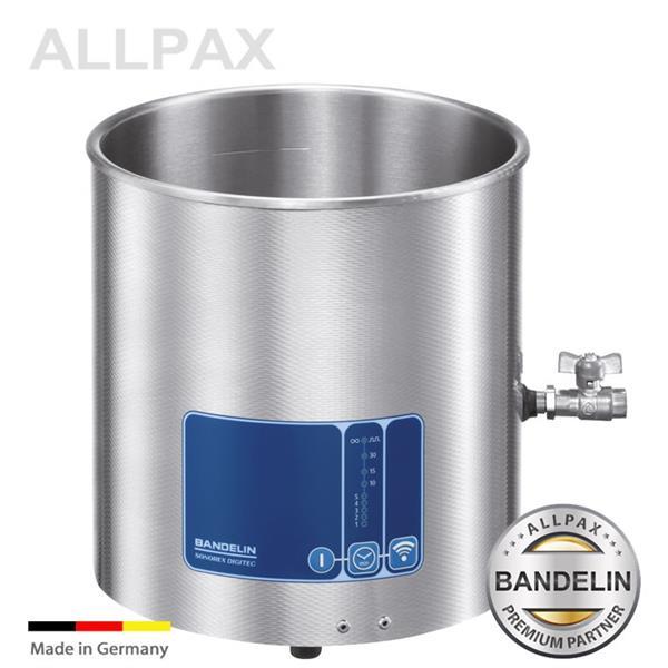 Ultraschallgerät Sonorex Digitec DT 106 dig. Steuerung, 5,6 Liter, Ablauf