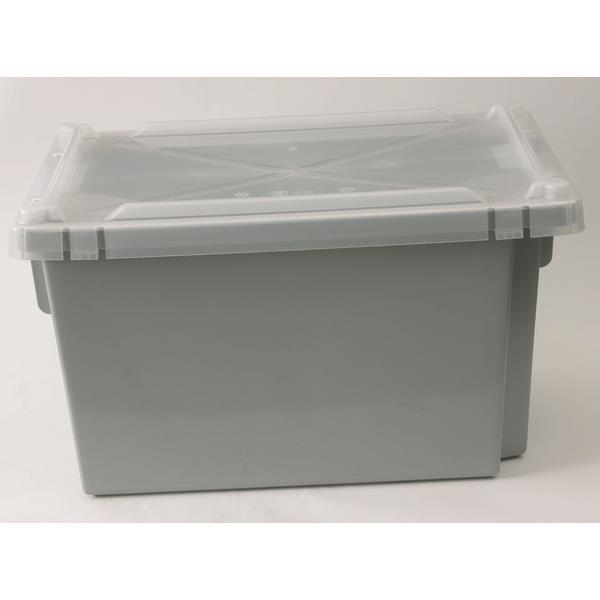 Transport-/Lagerkasten mit Deckel