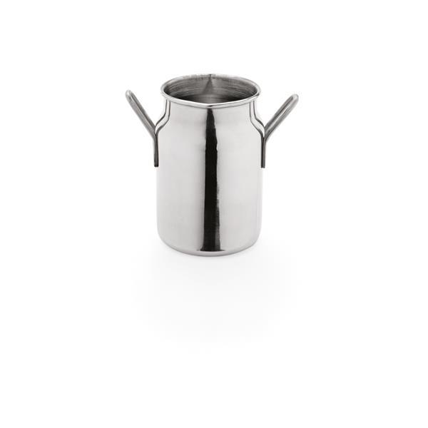 Mini-Servierkanne aus Chromnickelstahl