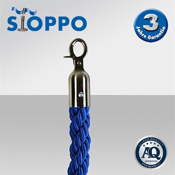 STOPPO Kordel Blau, 200 cm