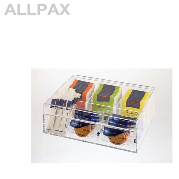Teebox / Multibox ca. 22 x 17 cm, Höhe 9 cm