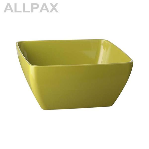 Schale -PURE COLOR-, lemon grün