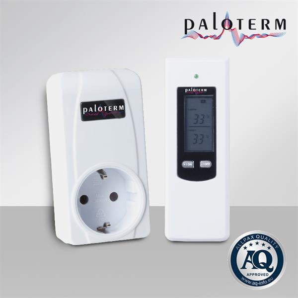 Thermostat mit Fernbedienung