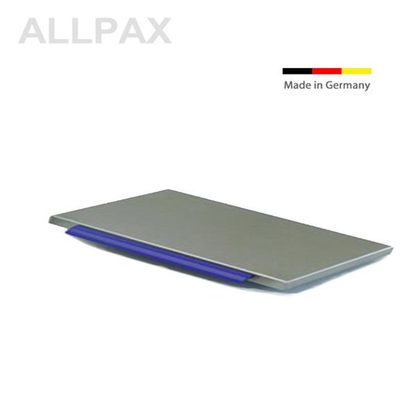 Klappdeckel Edelstahl (Lärmschutz) für Transsonic TI-H 5 MF2