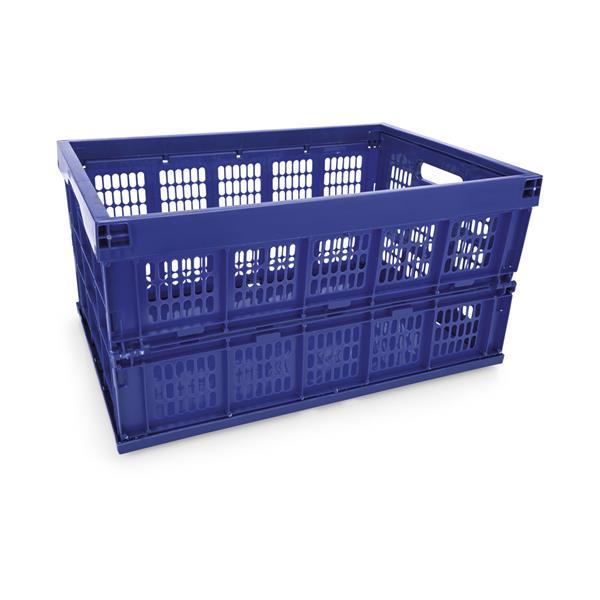 Transport-/Lagerkasten aus Polypropylen zusammenklappbar