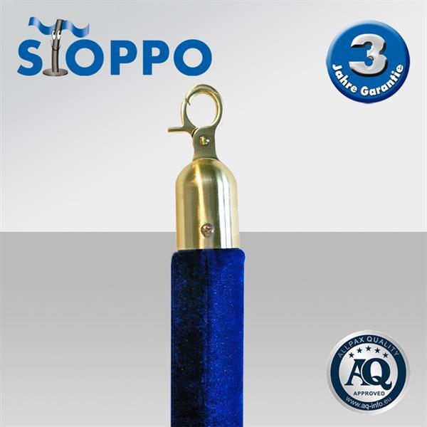 STOPPO Absperrseil blau