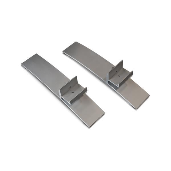 Aluminium Standfüße für Infrarotheizung