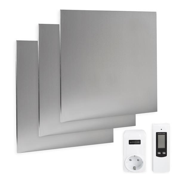 Komplettset Infrarotheizung 1050 Watt, inkl. Thermostat