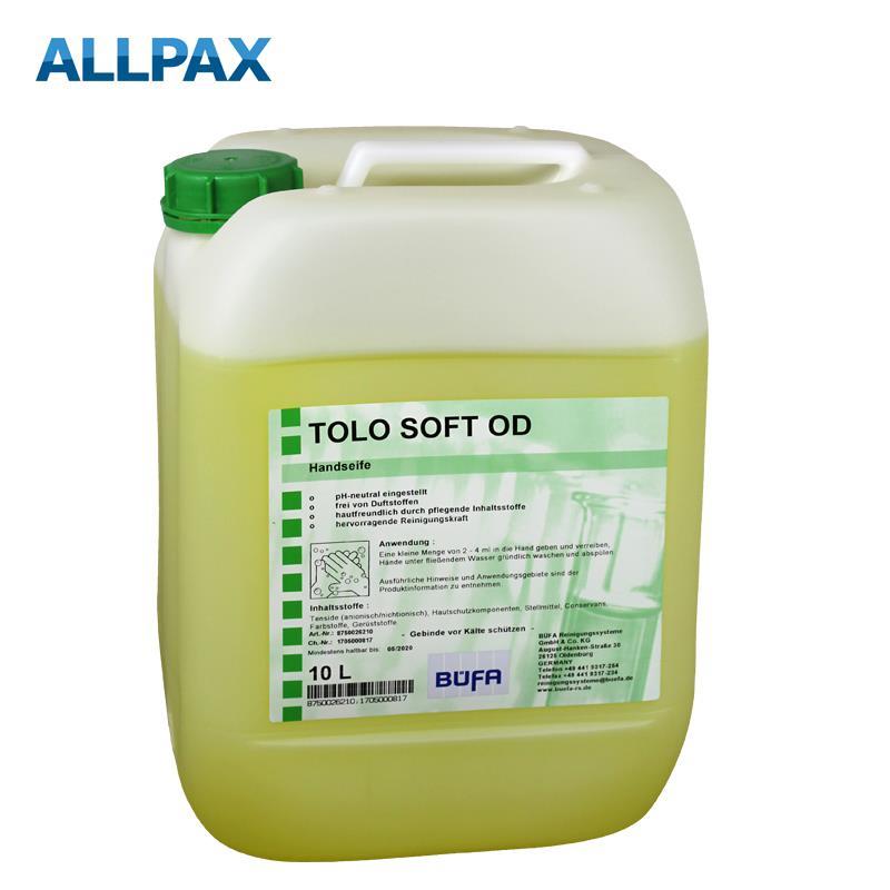 Flüssige Handseife Tolo-Soft OD 10  Liter