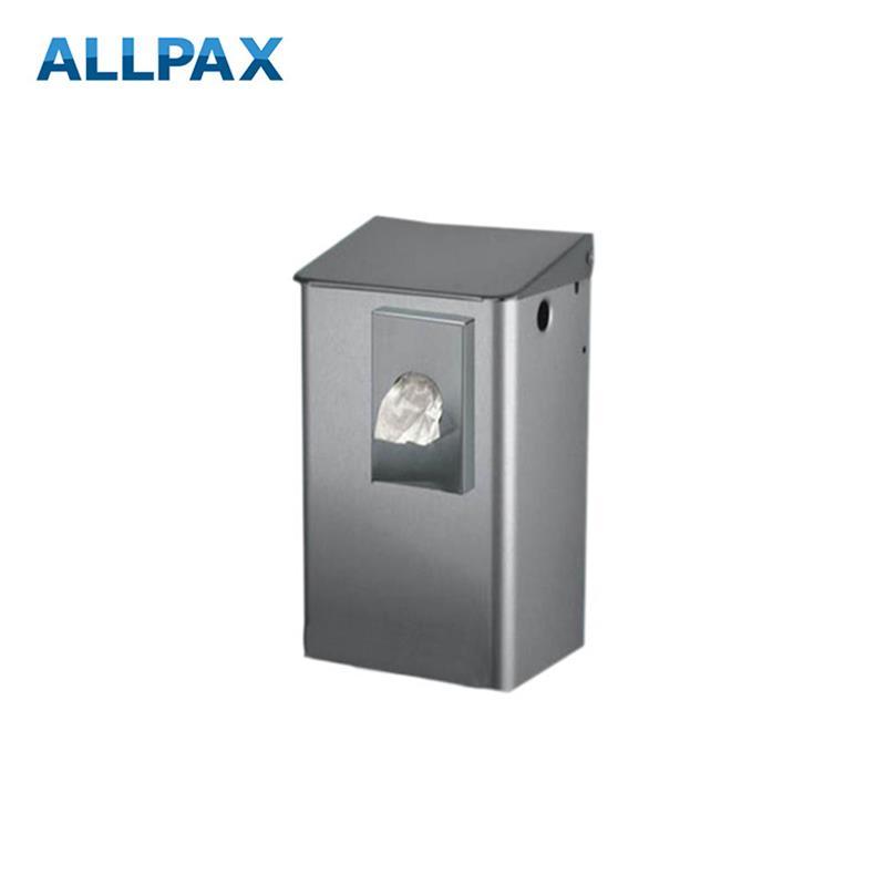 Abfallbehälter, 6 Liter, für Polybeutel