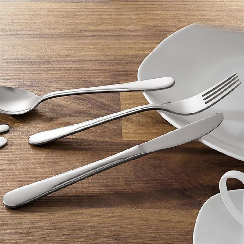 Besteck Serie  MODERN - Menü-Messer