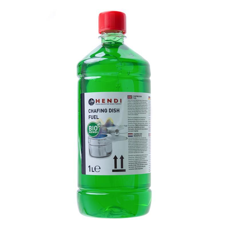 Brennpaste, dickflüssig, 1 Liter