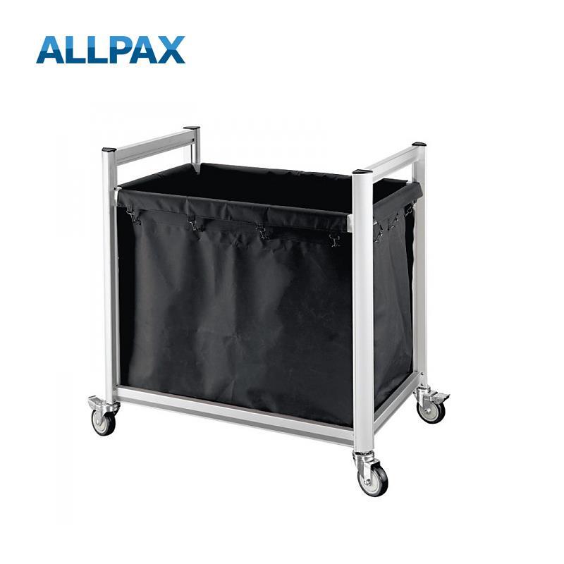 Wäschewagen mit ALU-Profilen
