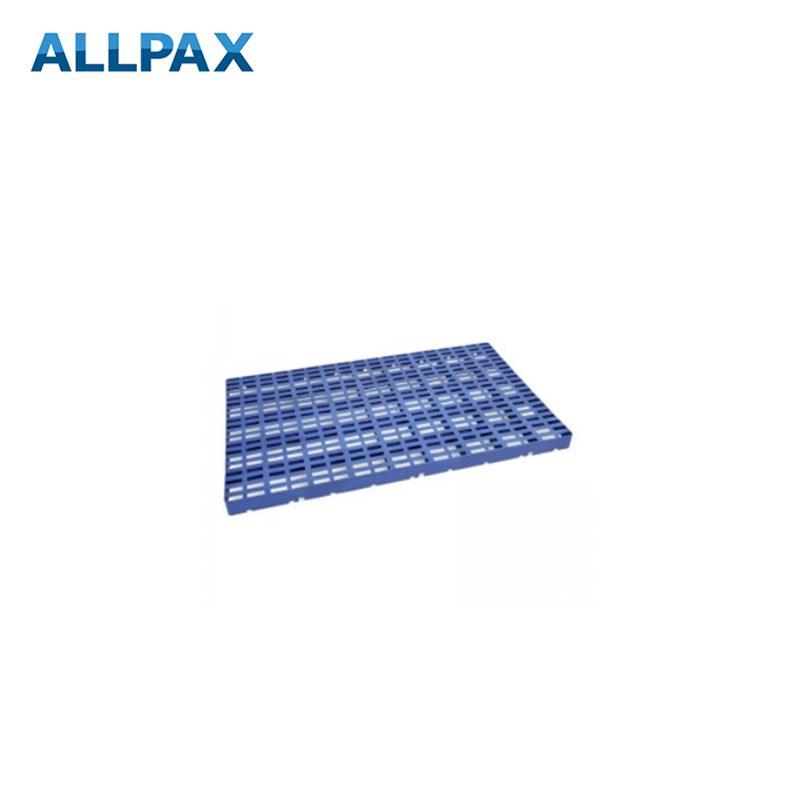 Bodenrost 100x60x5 cm, HDPE - blau