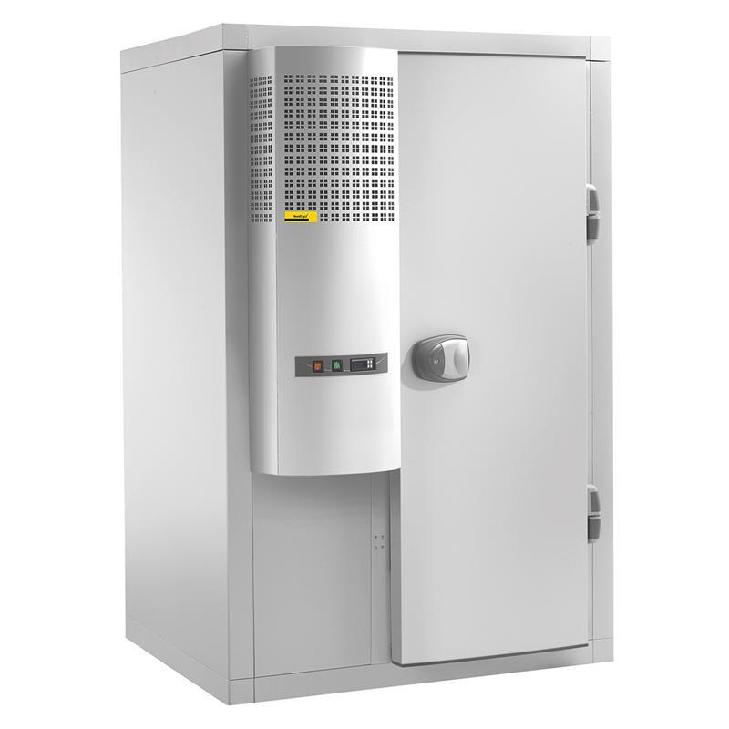 NordCap Kühlzelle 170 x 170cm 4,38m³ mit Kühlmasc