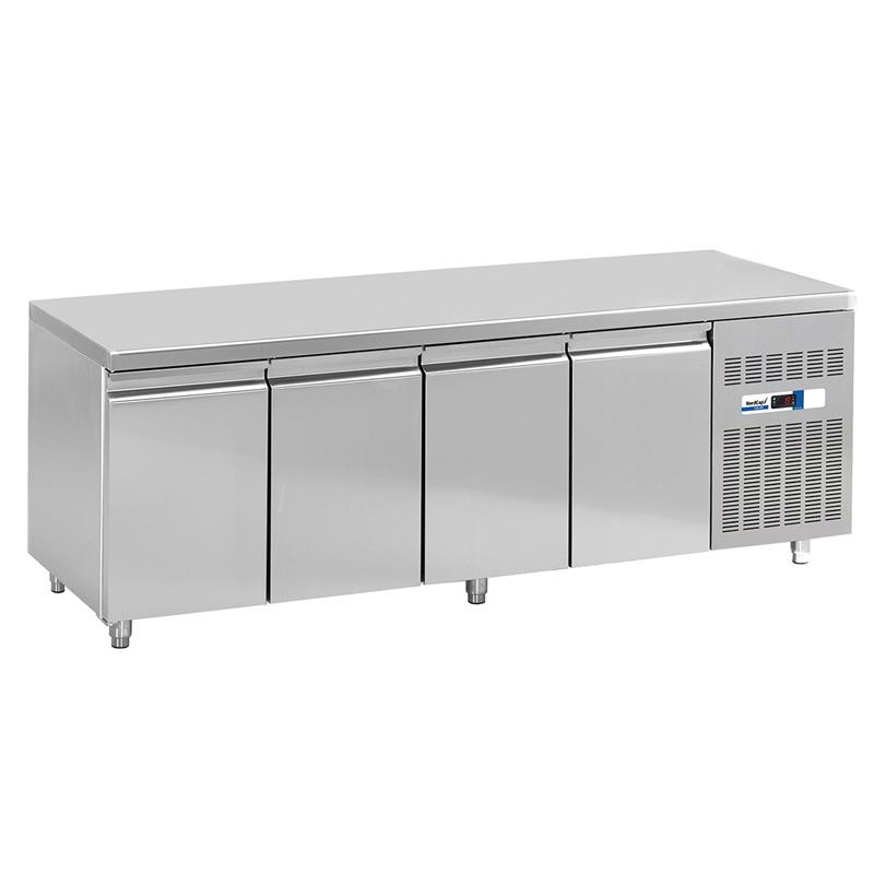 Kühltisch - 4 Türen