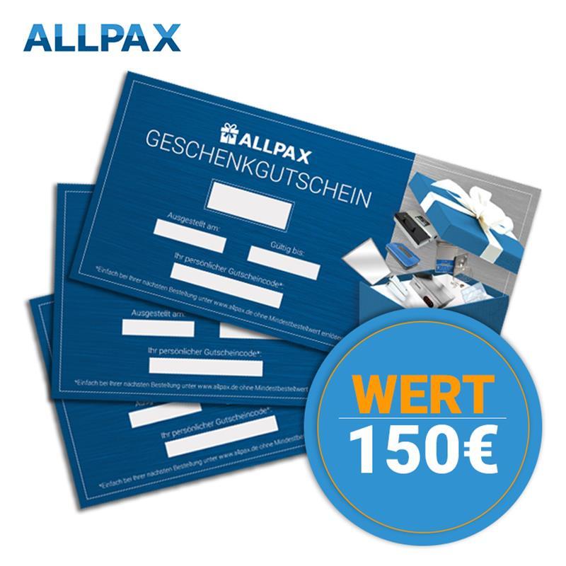 150,- Euro Brutto Geschenkgutschein