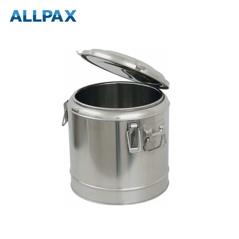 Thermobehälter, doppelwandig, ohne Tragegriff