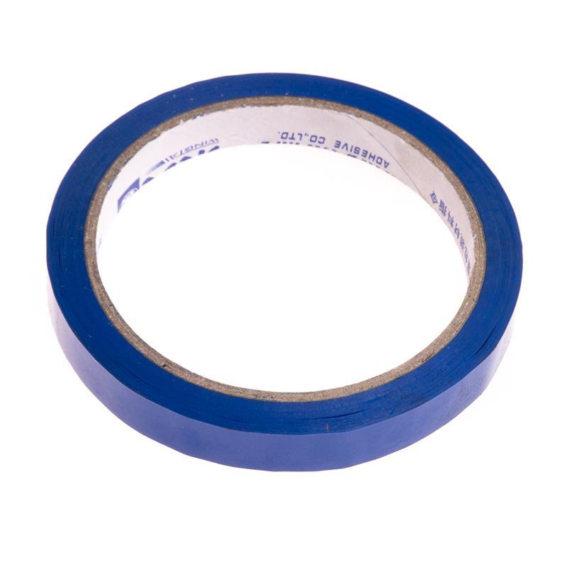 Klebeband für Beutelverschlußgerät, blau