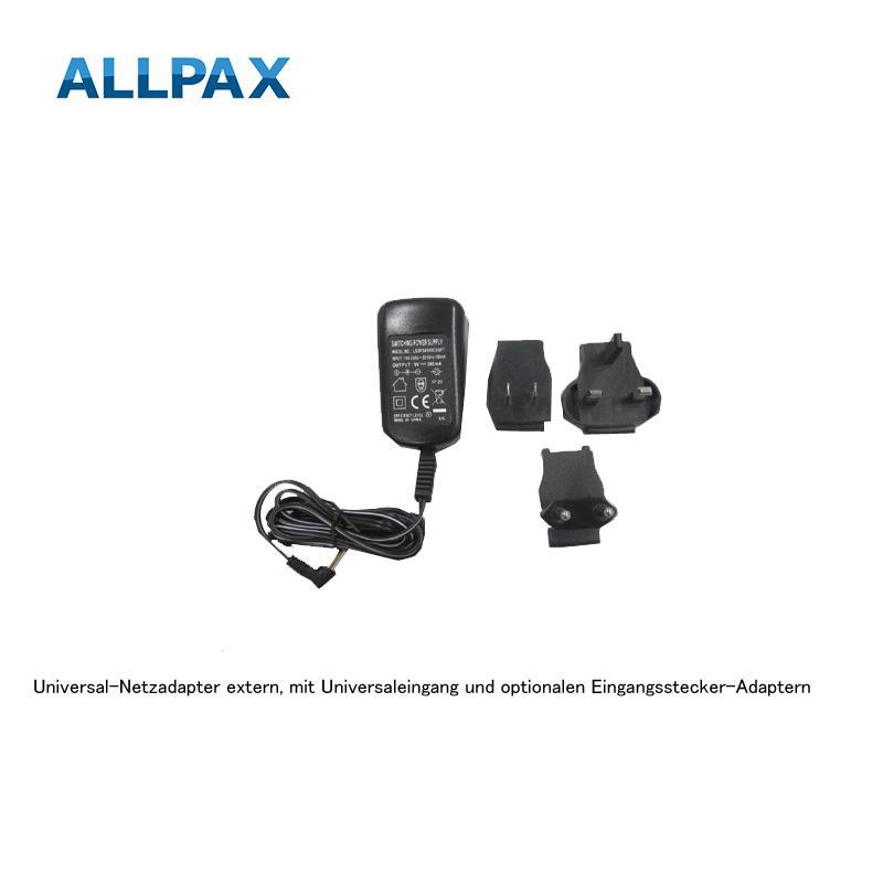Universal-Netzadapter extern