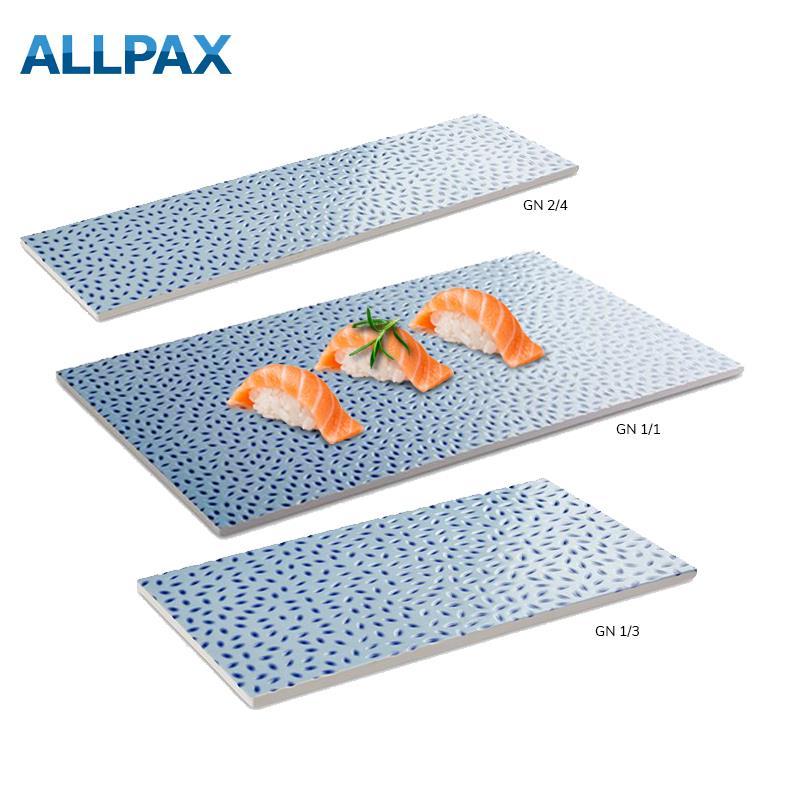 Tablett -ASIA PLUS- GN, Reiskornstruktur