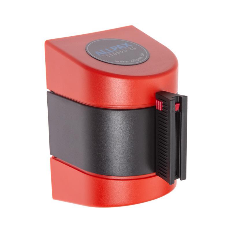 Stoppo XL Abgrenzungsband zur Wandmontage 4,6m - rot