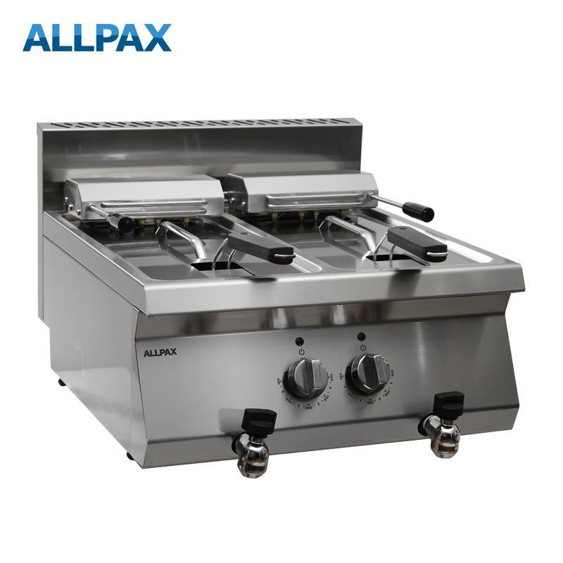 Gastro Fritteuse ALLPAX 606 elektrisch