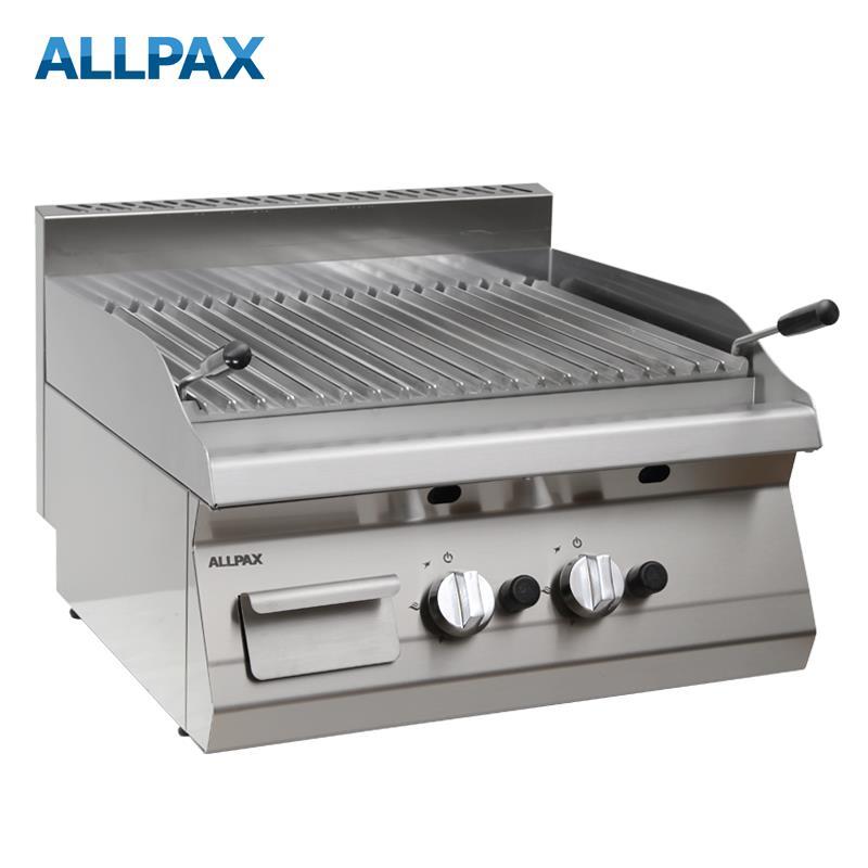 Lavasteingrill Allpax 606