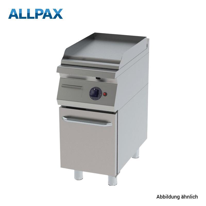Gas Grillplatte ALLPAX 704-G, glatt