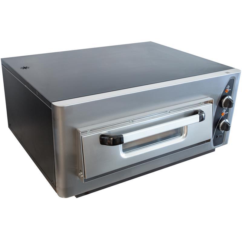 Pizzaofen 1 Ebene à 4 × 25 cm, Elektro