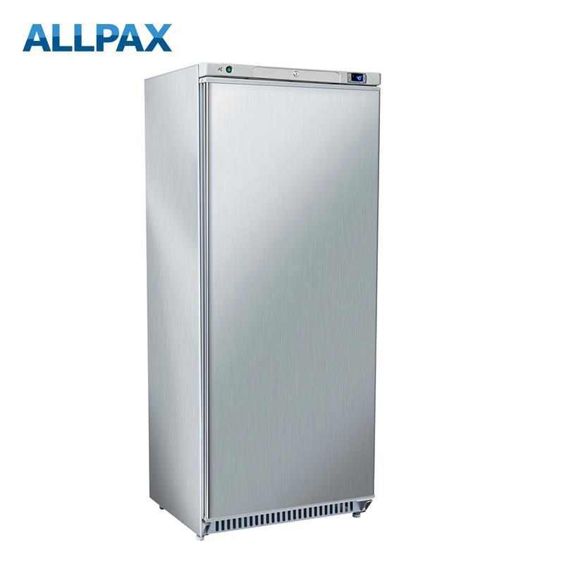 Lagerkühlschrank Edelstahl 200 Liter
