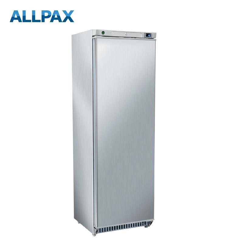 Lagerkühlschrank Edelstahl 400 Liter